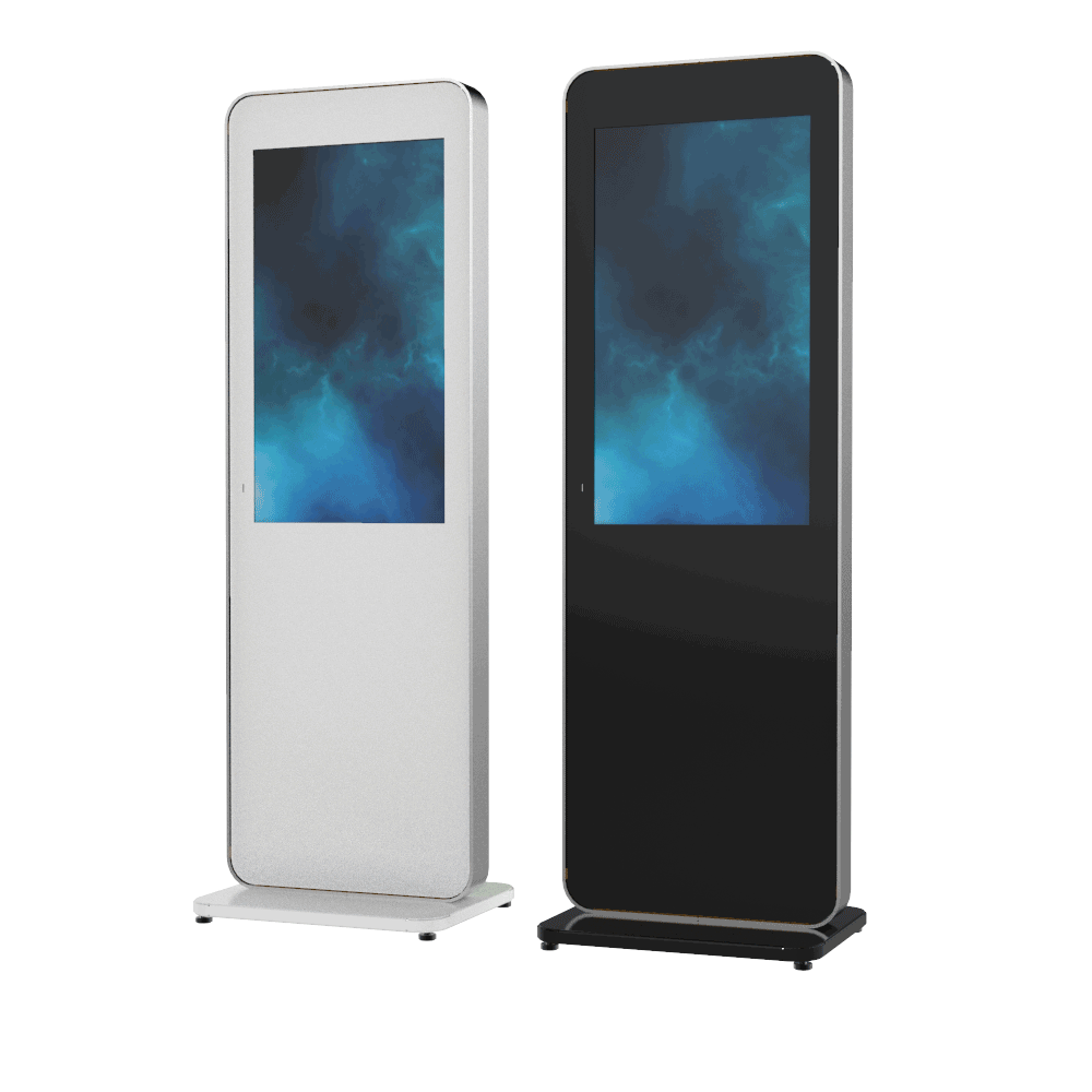 Interactive Digital Signage E-Posters