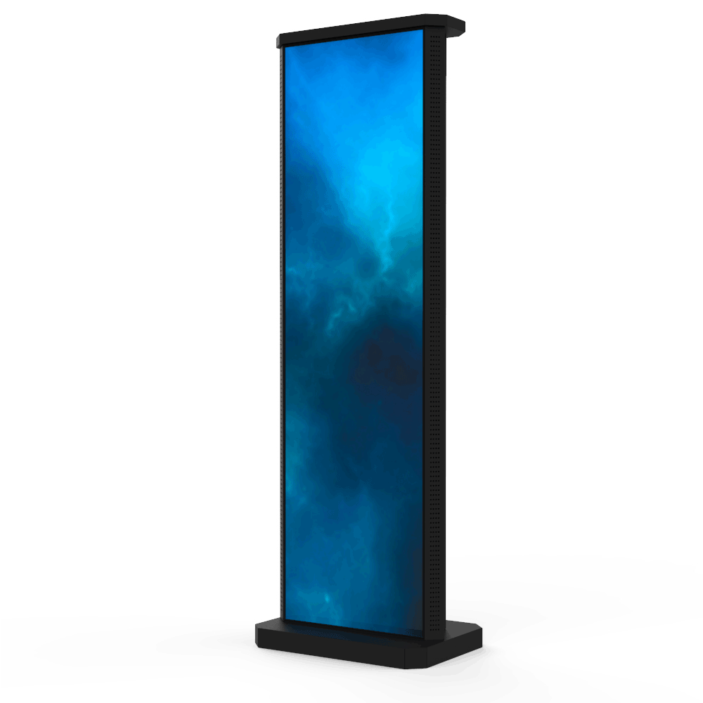 LG 88 Inch Ultra Stretch LCD Enclosure
