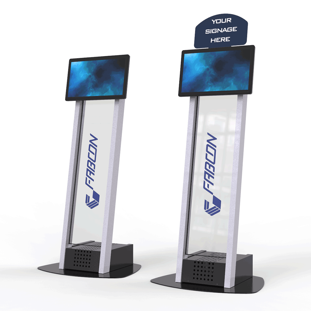 Maple Leaf Digital Kiosk