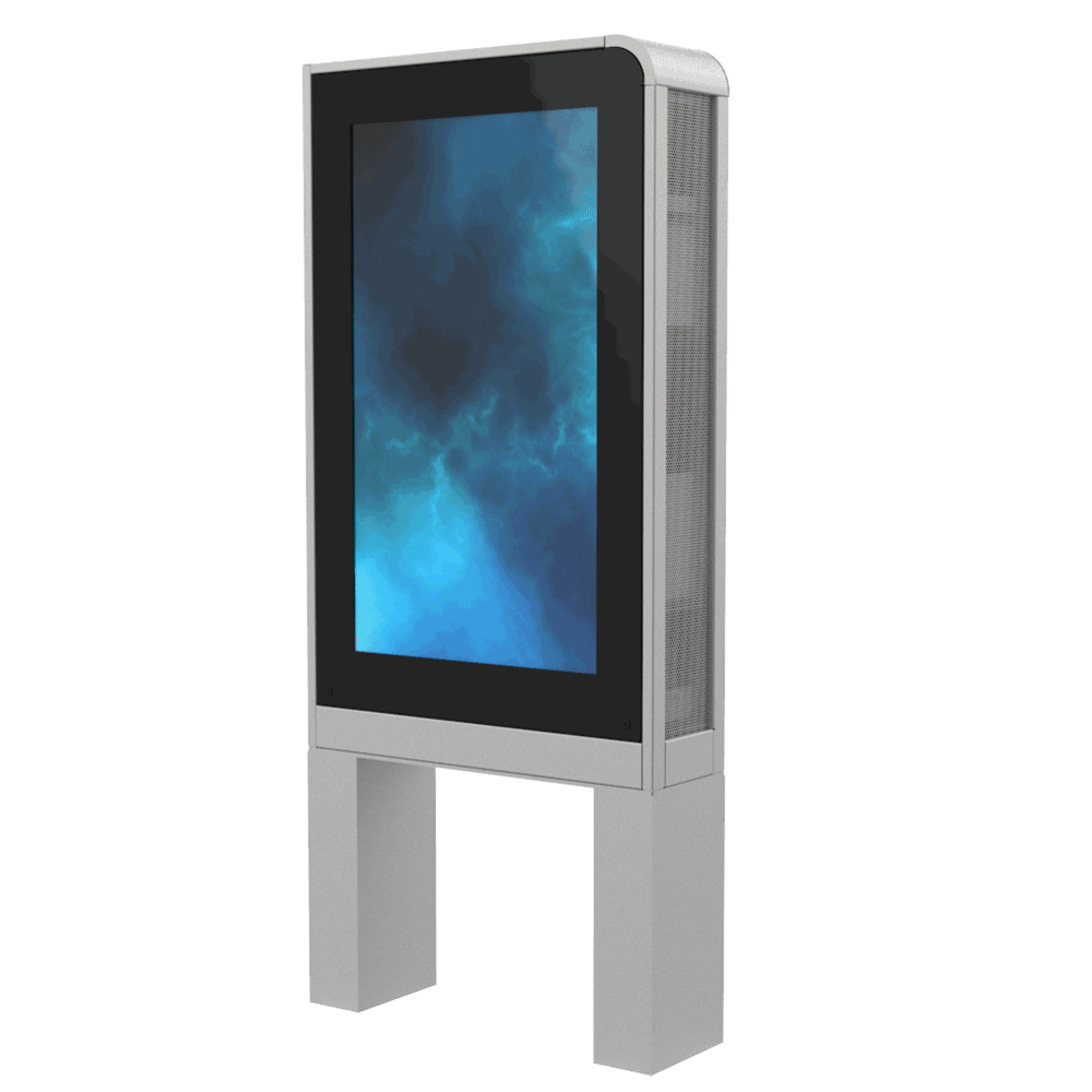 Stainless Steel Outdoor Digital Signage